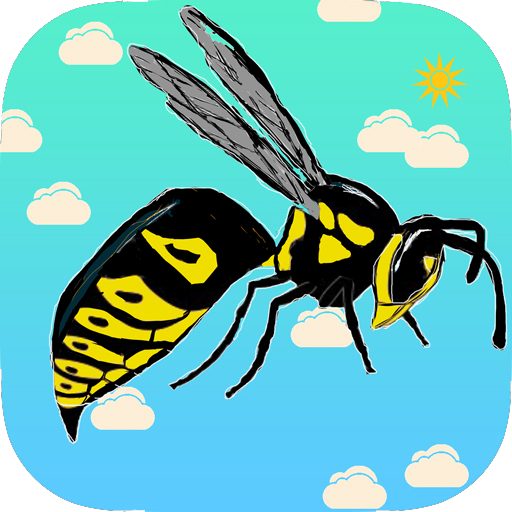 Day of the Wasp - Splat Bugs! 動作 App LOGO-APP試玩