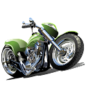 Motorbikes Puzzle icon