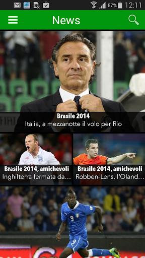 Diretta Brasile 2014