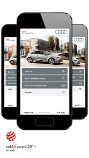 Audi eKurzinfo- screenshot thumbnail