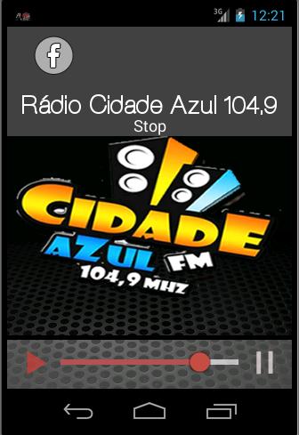 Rádio Cidade Azul 104 9 Vº2