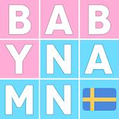 Baby namn Sweden