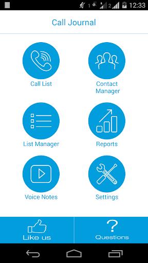 MyAgent Call Journal Pro