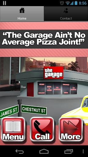 The Garage Pizza