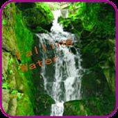 Falling Water Live Wallpaper