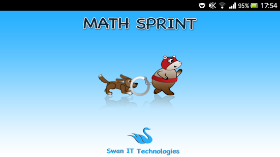 Math Sprint for Android- screenshot thumbnail