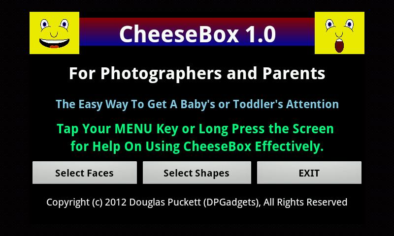 CheeseBox Lite- screenshot