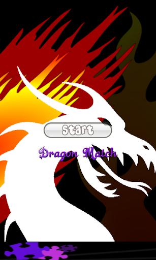 Dragon Match Puzzle