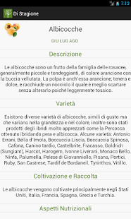 Di Stagione- miniatura screenshot