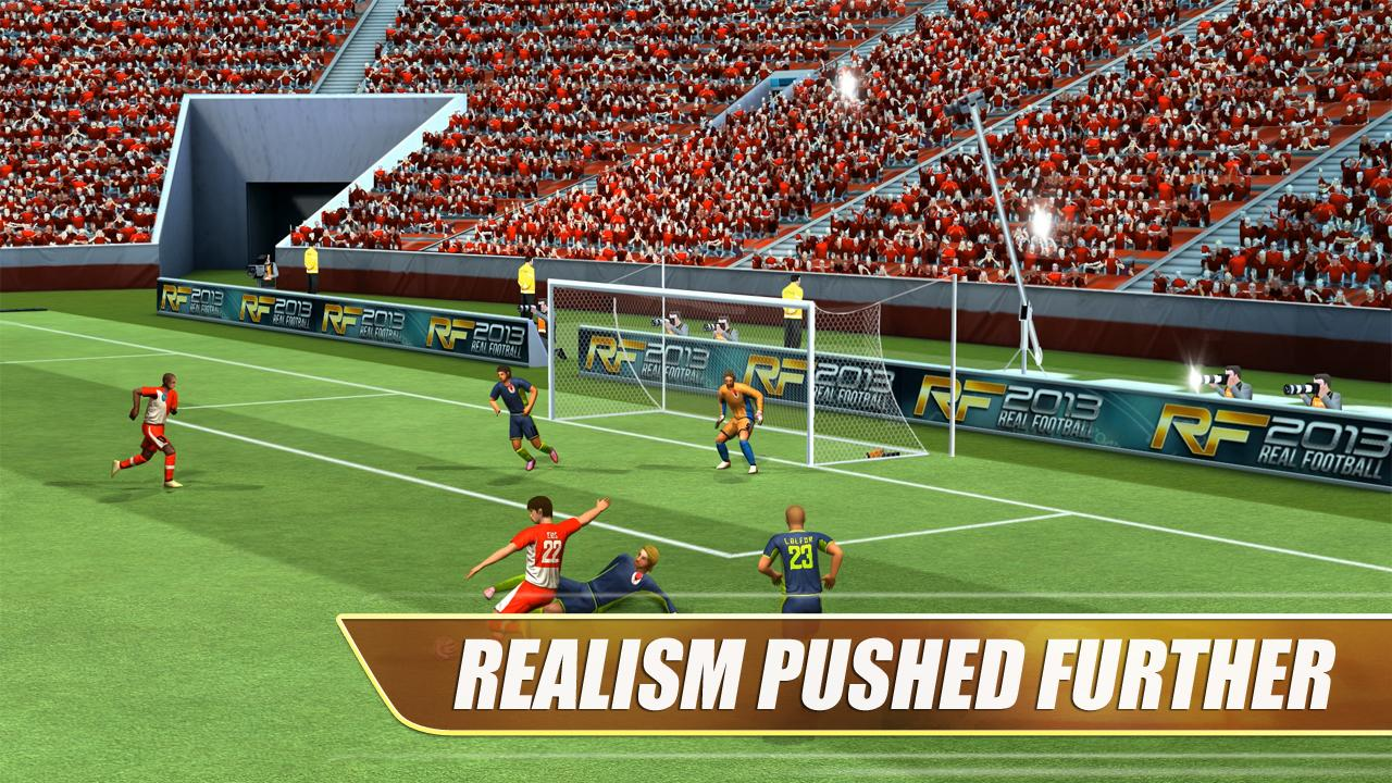 Real Soccer 2013 screenshot #4