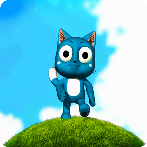 Cute Cat Live Wallpaper 個人化 App LOGO-硬是要APP