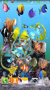 Marine Aquarium HD LW screenshot