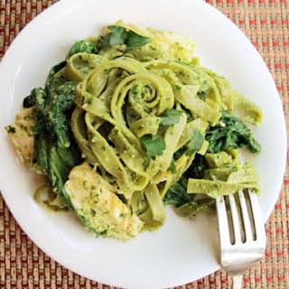 Chicken Tagliatelle Pasta Recipes.