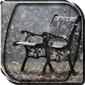 Snowfall Live HD Wallpaper icon
