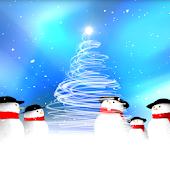 Christmas Snow 3D