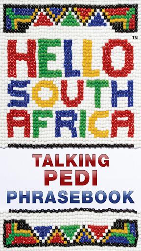 Pedi Audio Phrasebook
