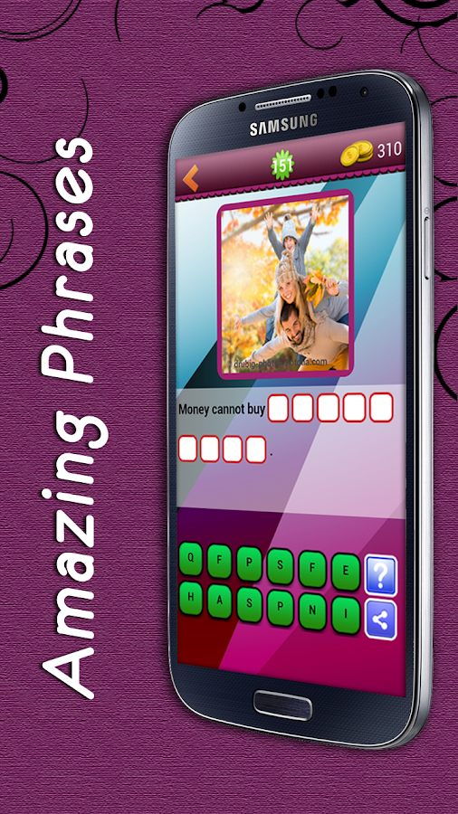 Word Quiz Phrase Puzzle Photos- screenshot