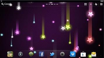 Screenshot of Next Nexus Live Wallpaper PRO