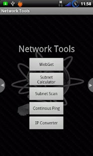 Network Tools - screenshot thumbnail