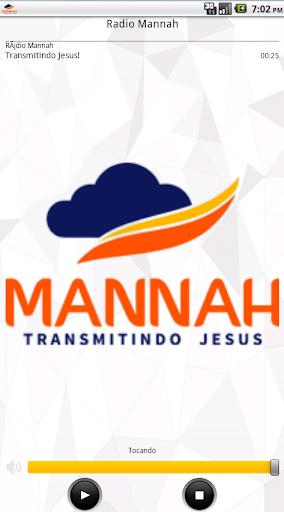 Rádio Mannah