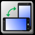 縦横回転設定 icon