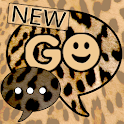Leopard Theme for GO SMS Pro icon