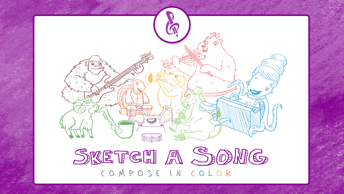 Sketch-a-Song Kids- screenshot