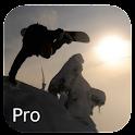 Snowboarders Delight Pro logo