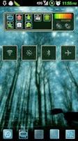 Screenshot of GoWidget Theme - Forest Light