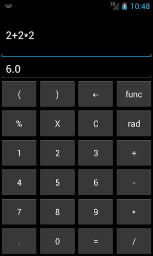 Калькулятор Плоттер PRO