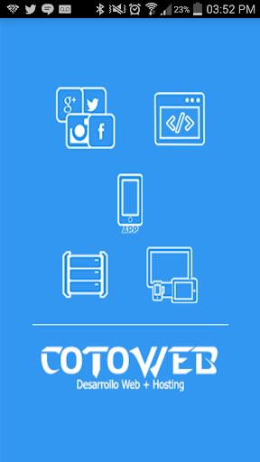 COTOWEB: Desarrollo Web + Host