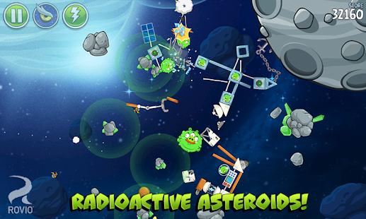 Angry Birds Space Screenshot 23