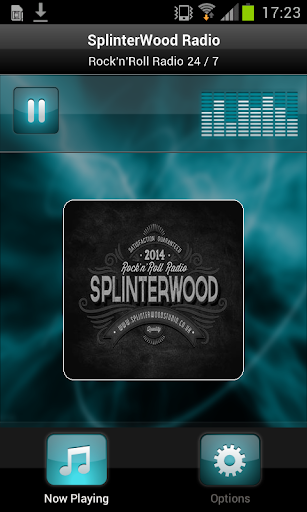 Splinterwood Radio