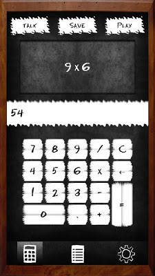 Talk 2 Calculate - screenshot