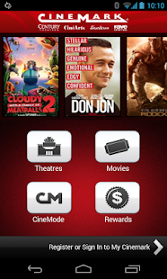 Cinemark Theatres - screenshot thumbnail