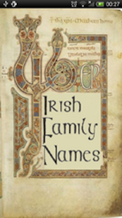 How to install Irish Family Names 1.0 unlimited apk for pc