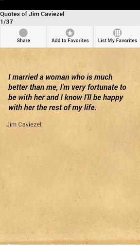 Quotes of Jim Caviezel