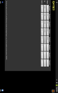 Australian Tax Calculator - screenshot thumbnail