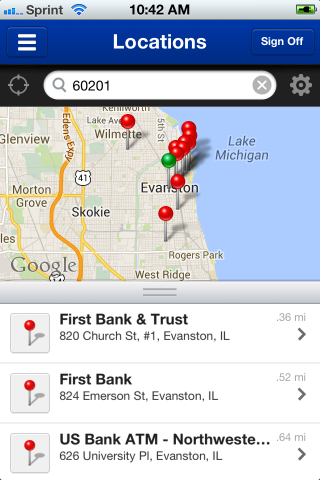 First Bank&Trust Smart Banking - screenshot