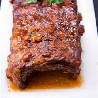Hawaiian Spareribs.