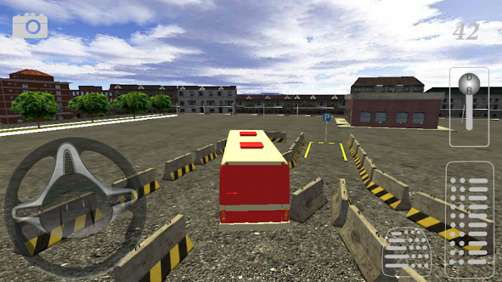 Bus Parking Simulator 3D - screenshot