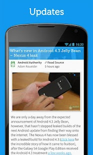 Drippler-Android Apps&Updates - screenshot thumbnail