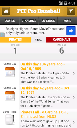Pittsburgh Pro Baseball