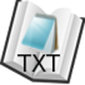 Android Txt EBook Reader icon