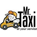 Mr. Taxi logo