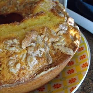 Walnut Cream Cake.