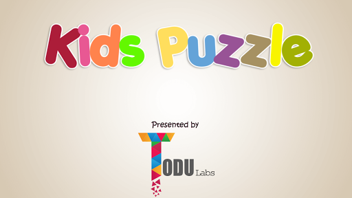 Kids Puzzle: ABCD 123