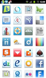 Icon App 2 Folder Organizer- screenshot thumbnail