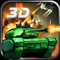 Tank Perak 3D icon