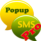 Popup SMS Pro.